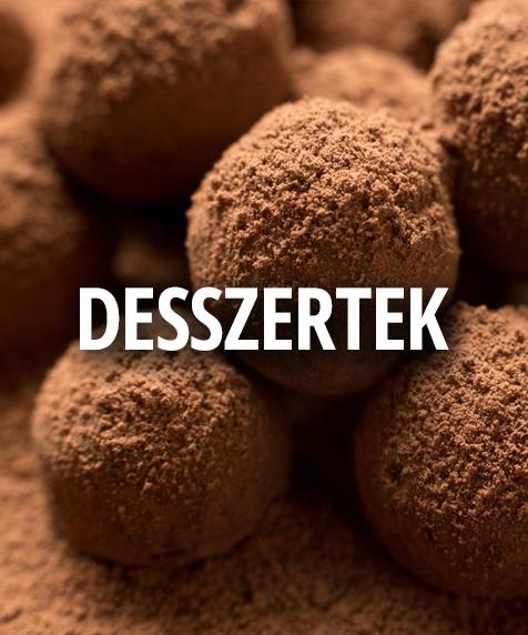 desszertek